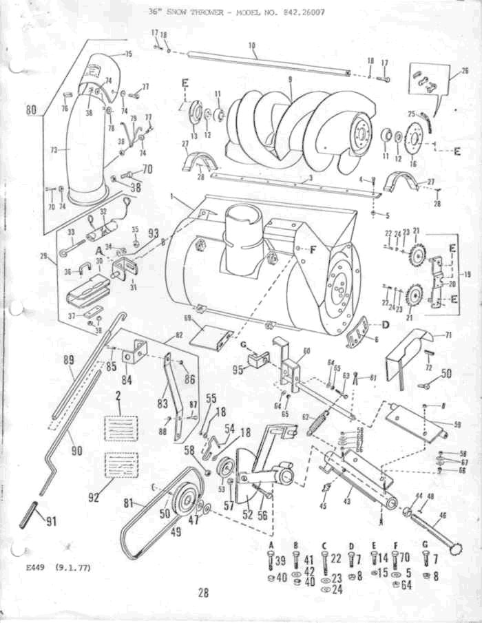 Dodge Neon Part Diagram