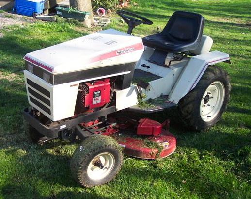 Speedex Tractor